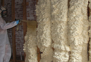 Types of Spray Foam in Mesa