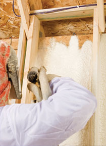 Mesa Spray Foam Insulation Services and Benefits