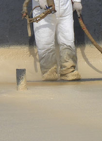 Mesa Spray Foam Roofing Systems